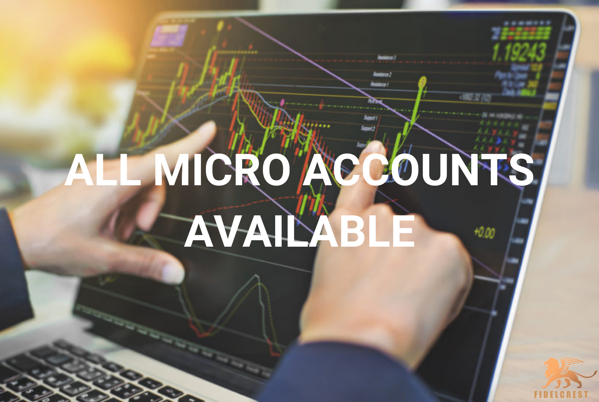 Micro Trading Accounts Fidelcrest