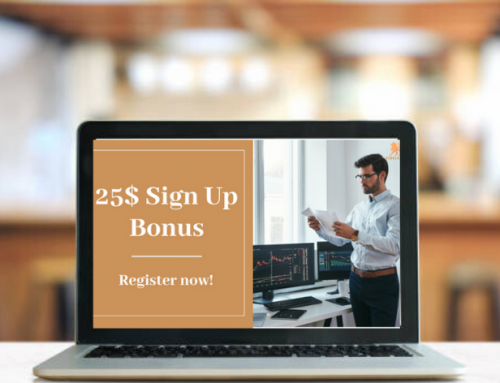 Sign Up Now and Receive $25 Bonus