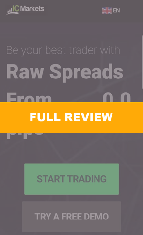 Choose IC Markets when trading with Fidelcrest